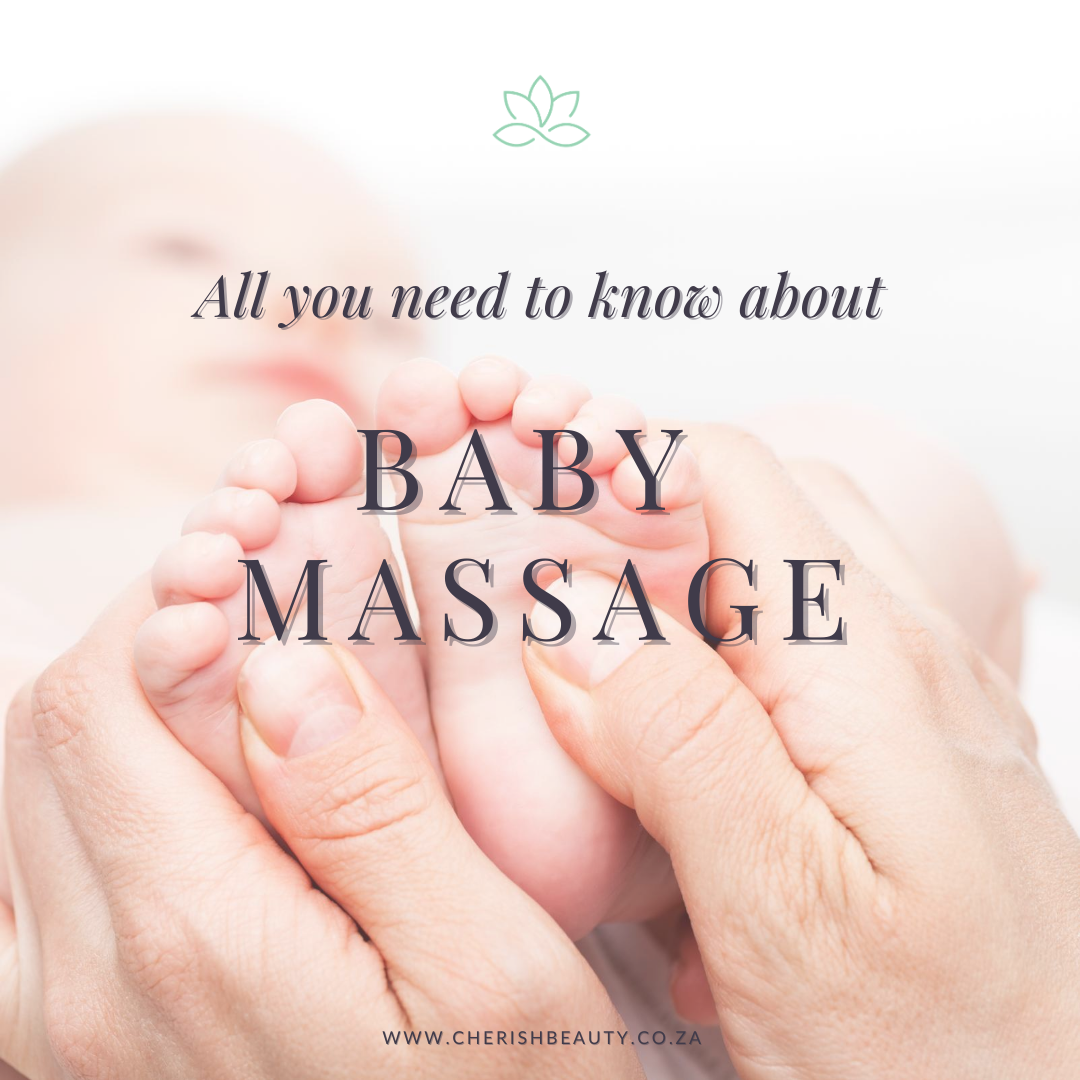 All you need to know about baby massage