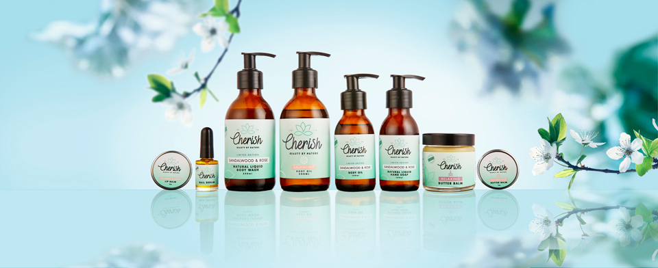 Cherish Body Care Range