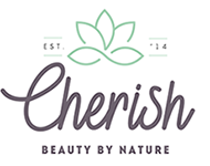 Cherish Beauty by Nature Logo