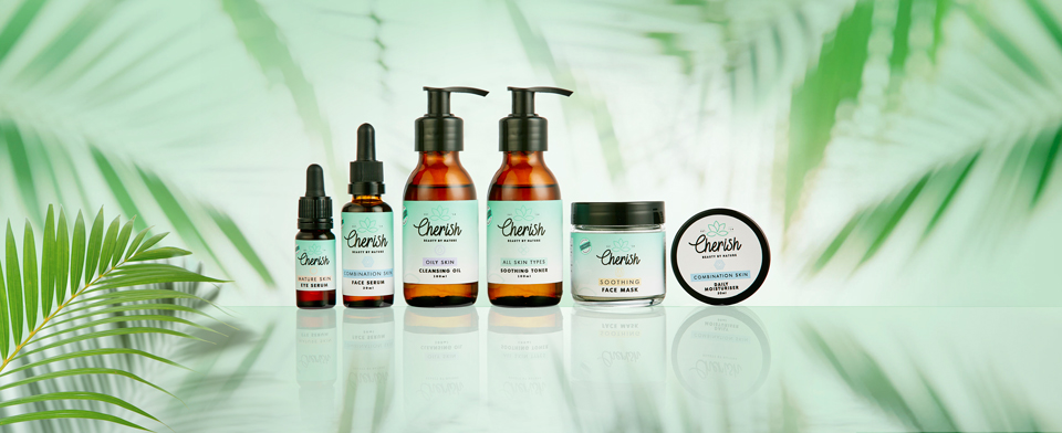 Cherish Face Care Range