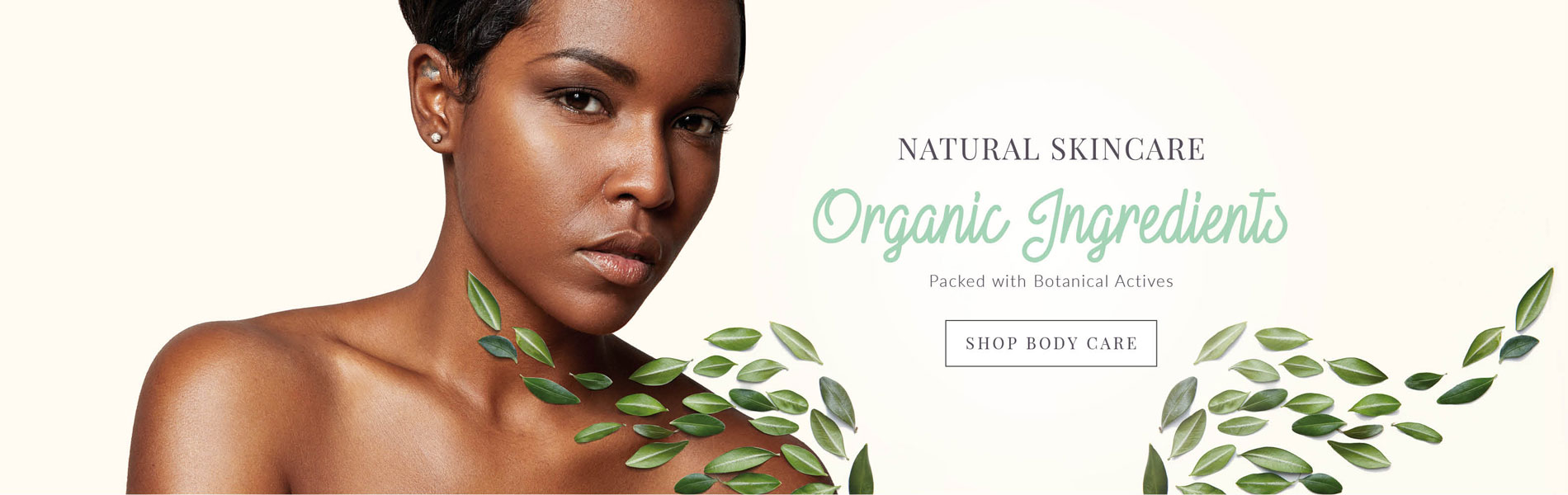 Natural Skincare Organic Ingredients packed with Botanical Actives