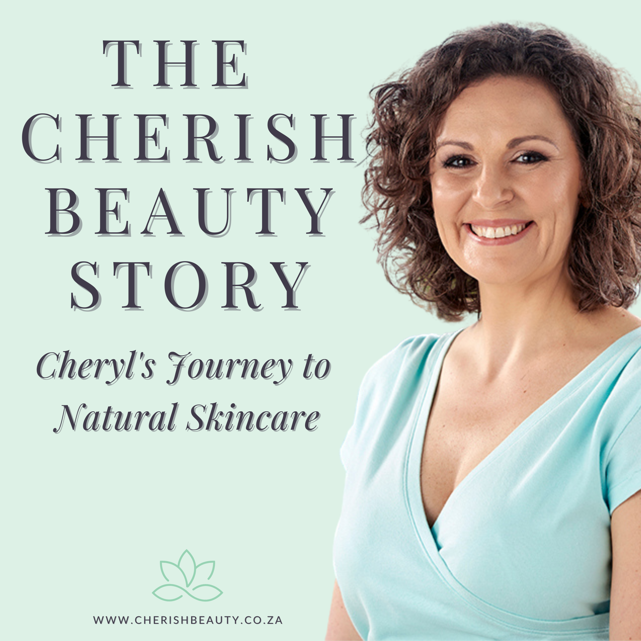 Image of owner Cheryl Lotter on blog post The Cherish Beauty Story
